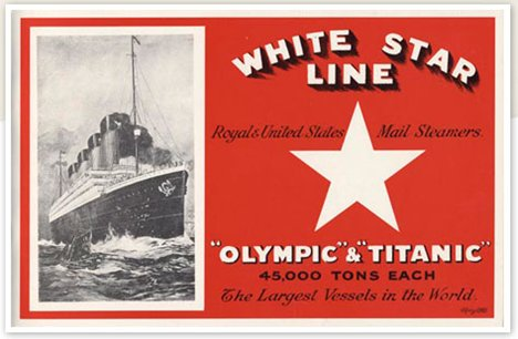 Titanic publicity